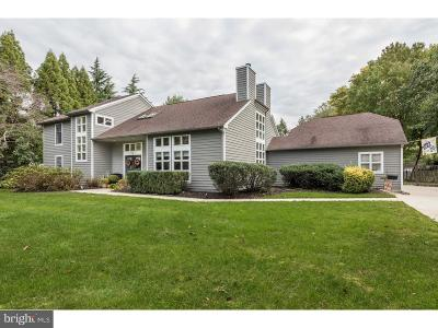 Moorestown Single Family Home For Sale: 715 Golf View Road