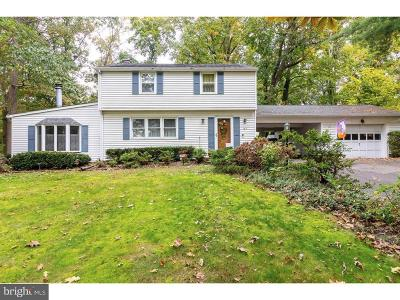 Woodbury Heights Single Family Home For Sale: 729 Woodland Avenue