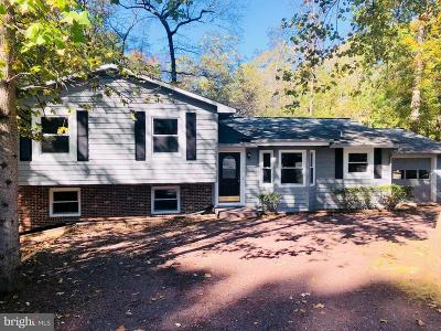 Single Family Home For Sale: 100 Confederate Drive