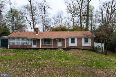 Harford County Rental For Rent: 17 Forest Drive