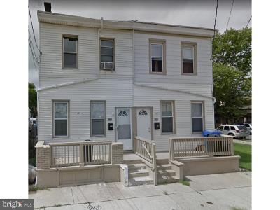 Gloucester City Single Family Home For Sale: 304 Middlesex Street