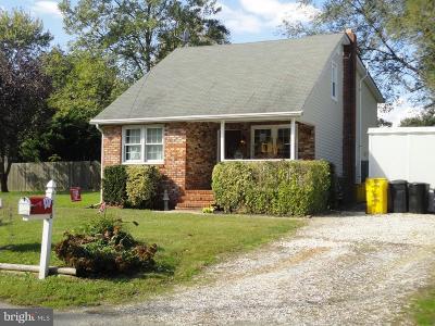 Pasadena Single Family Home For Sale: 7818 Harbor Road