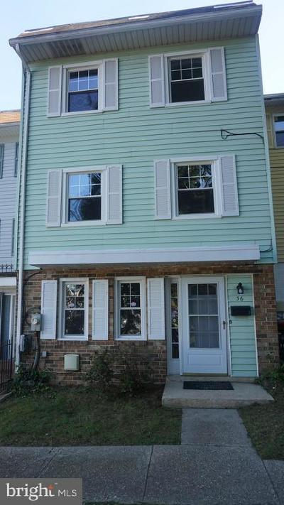 Capitol Heights Condo Under Contract: 36 Daimler Drive #72
