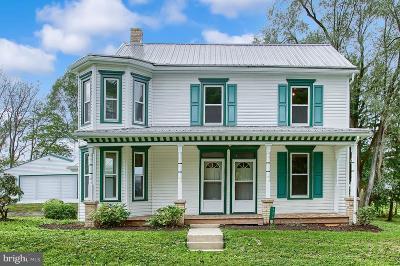 Shippensburg Single Family Home For Sale: 424 Oakville Road