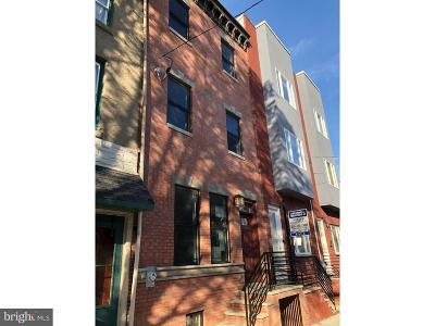 Fishtown Townhouse For Sale: 1454 E Columbia Avenue