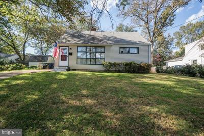 Falls Church Single Family Home For Sale: 3132 Cofer Road
