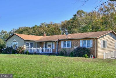 Dares Beach, Prince Frederick Single Family Home For Sale: 5730 Sandy Point Road
