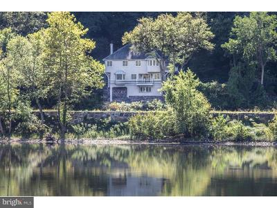 Bucks County Single Family Home For Sale: 4386 River Road
