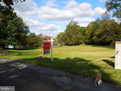 Rockville Residential Lots & Land Under Contract: 4610 Landgreen Street