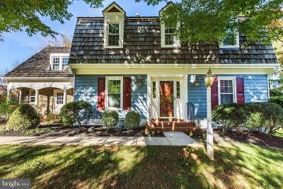Gaithersburg Single Family Home For Sale: 118 Upshire Circle