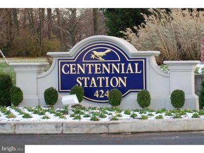 Warminster Condo For Sale: 9401 Centennial Station
