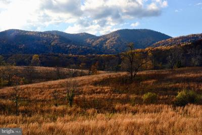 Rappahannock County Residential Lots & Land For Sale: F.t. Valley Road