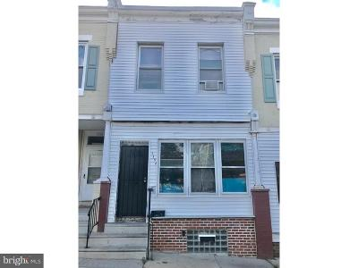 Germantown Townhouse For Sale: 1354 E Haines Street