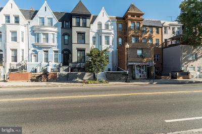 Eckington Townhouse Under Contract: 235 Florida Avenue NW