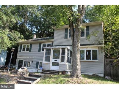 Mount Holly Single Family Home For Sale: 123 Clover Street