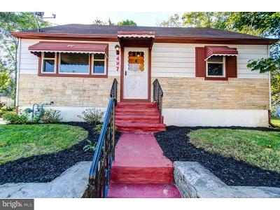 Burlington Single Family Home For Sale: 4 W 7th Street