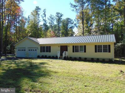 Saint Marys County Single Family Home For Sale: 20969 Abell