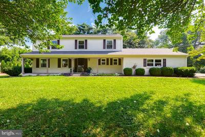 Culpeper Single Family Home For Sale: 610 Country Club Drive