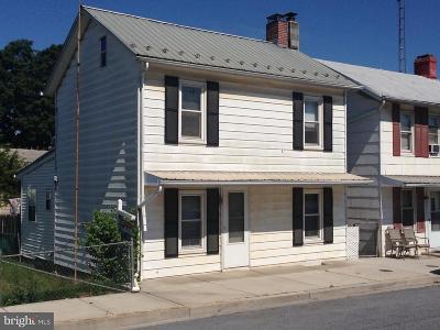 Carroll County Rental Under Contract: 3 N Farquhar Street