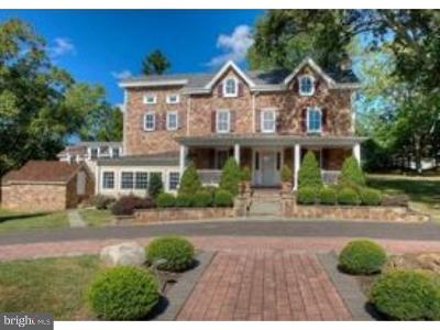 Bucks County Single Family Home For Sale: 4307 Dillon Road
