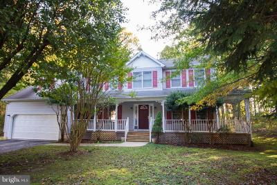 Fredericksburg Single Family Home Active Under Contract: 9803 Kenmore Court