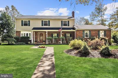 Moorestown Single Family Home For Sale: 921 Fernwood Road