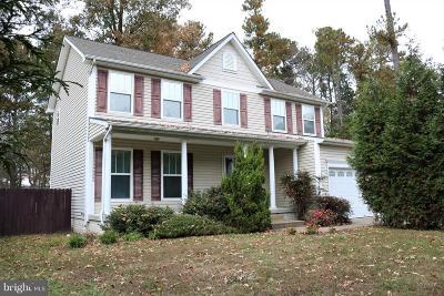 Colonial Beach Single Family Home For Sale: 203 Santa Maria Avenue