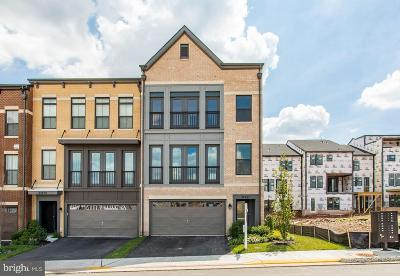 Ashburn Townhouse For Sale: 42297 Crawford Terrace