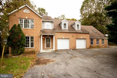 Randallstown Single Family Home For Sale: 9602 Mendoza Road
