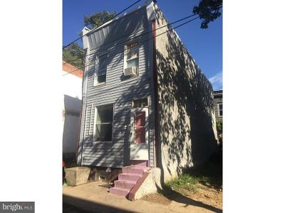 Brewerytown Townhouse For Sale: 1811 N Bailey Street