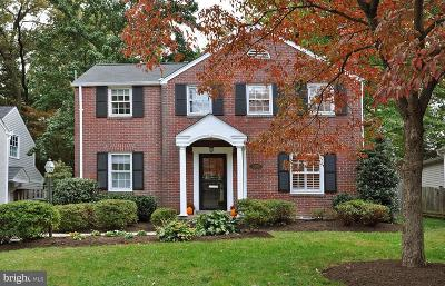 Bethesda Single Family Home For Sale: 5703 Gloster Road