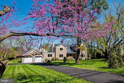 Oakton VA Single Family Home For Sale: $1,090,000