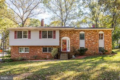 Anne Arundel County Single Family Home For Sale: 1139 Claire Road
