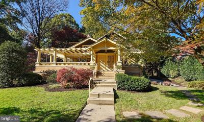 Silver Spring Single Family Home For Sale: 1437 Highland Drive