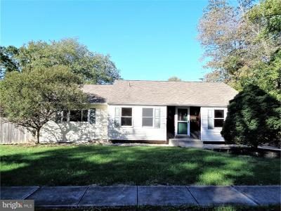 Newark Single Family Home Under Contract: 26 Havertown Road
