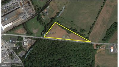 Frederick County Residential Lots & Land For Sale: 4220 Tuscarora Road