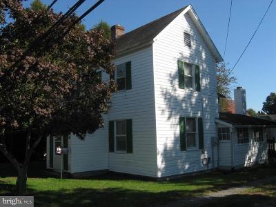 Harrington Single Family Home For Sale: 252 Delaware Avenue