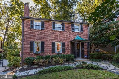 Silver Spring Single Family Home For Sale: 520 Ashford Road