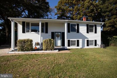 Odenton Single Family Home Under Contract: 516 Patricia Court
