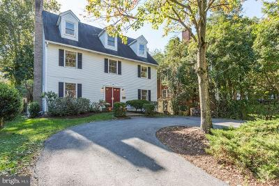 Chevy Chase Single Family Home For Sale: 3408 Turner Lane