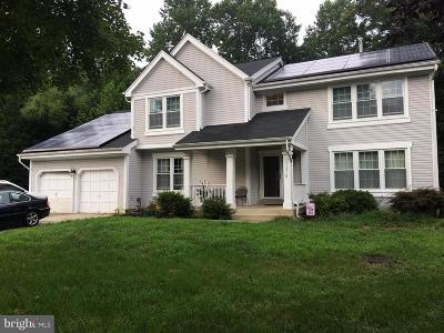 Bowie, Upper Marlboro Single Family Home For Sale: 11518 Homestead Drive