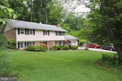Rockville Single Family Home For Sale: 11107 Whisperwood Lane