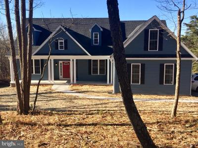 Berryville Single Family Home For Sale: Moose Road
