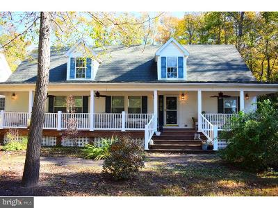 Single Family Home For Sale: 32327 Swamp Road