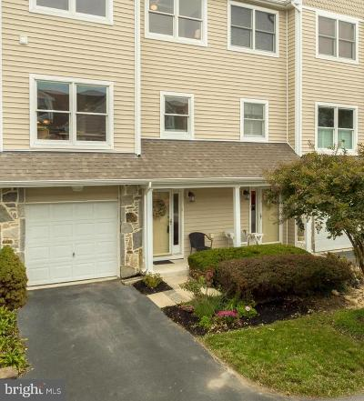 Stevensville, Chester Townhouse For Sale: 306 Widgeon Way