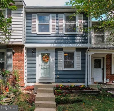 Lorton Townhouse For Sale: 8779 Susquehanna Street
