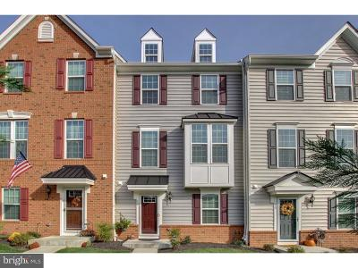 Glen Mills Townhouse For Sale: 12 Chamberlain Court
