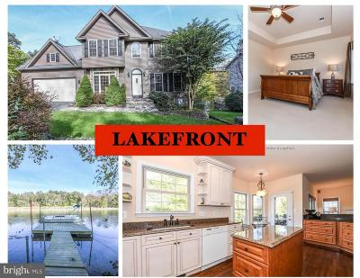 New Market Single Family Home For Sale: 6809 Lakepoint Overlook