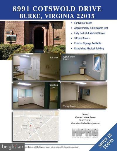 Burke Condo For Sale: 8991 Cotswold Drive