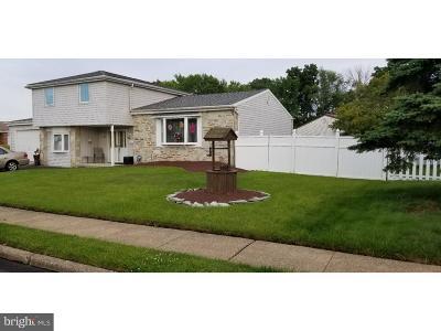 Bensalem Single Family Home For Sale: 3275 Rambler Road